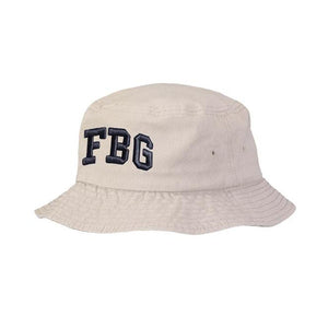 FBG Bucket Hat  (TAN)