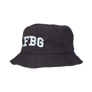 FBG Bucket Hat (BLACK)