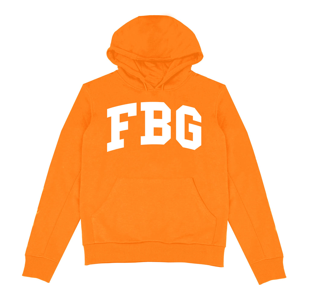 FBG Collegiate Hoodie - Orange