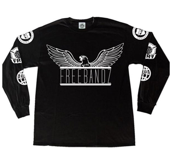 Freebandz Eagle L/S Tee