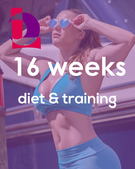 16 Week Diet & Training