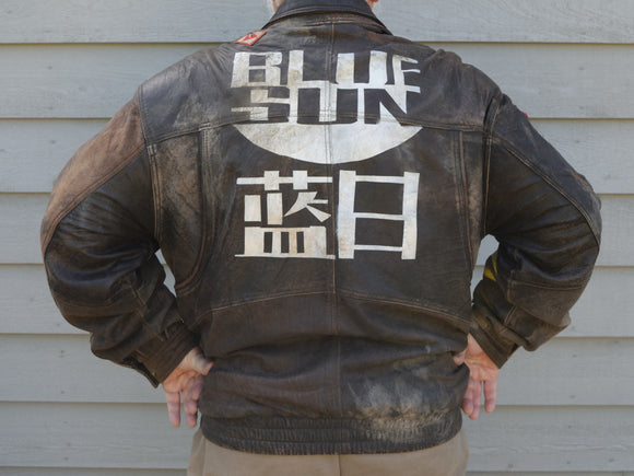 Altered Leather Jackets