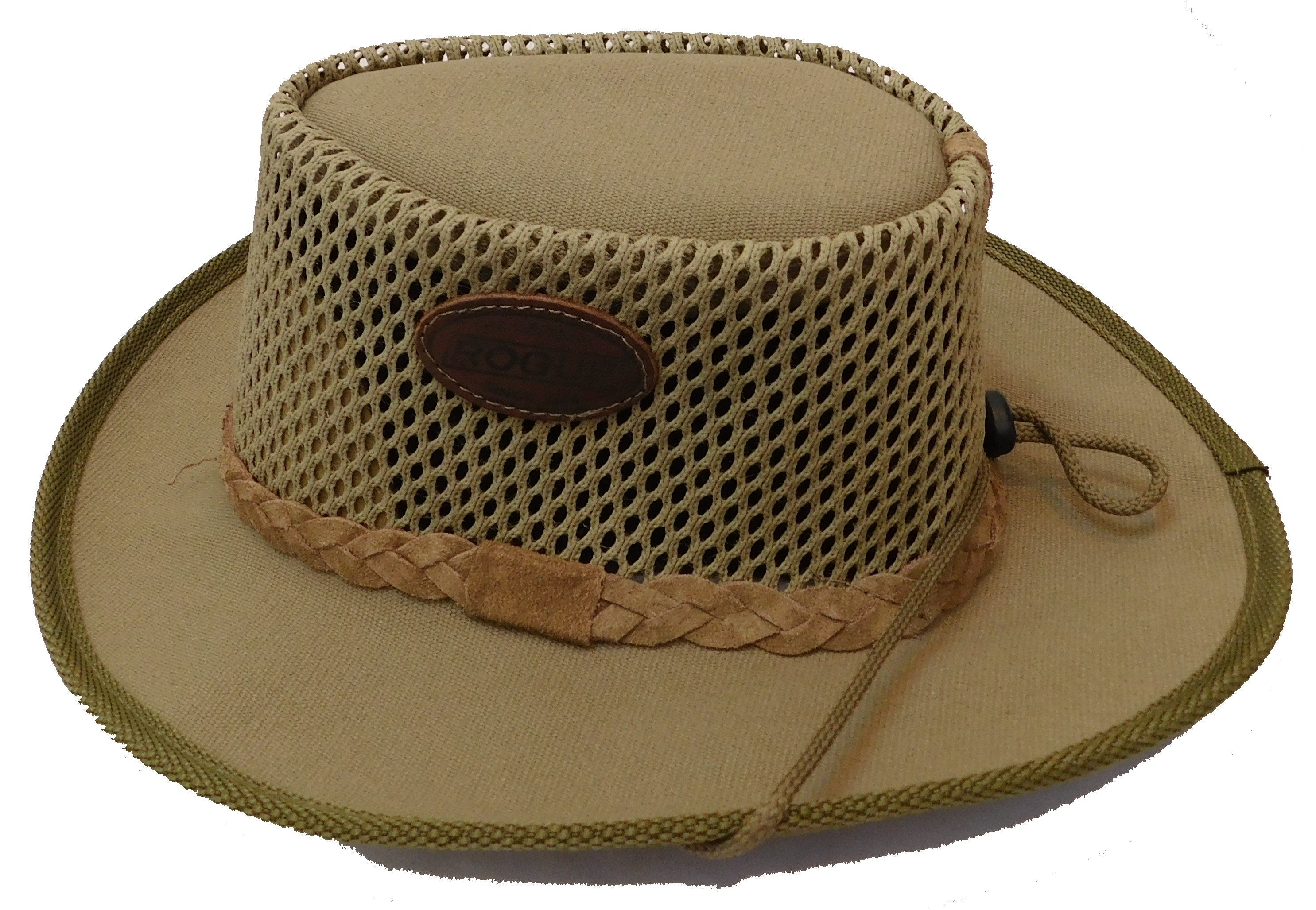Rogue Ventilated Canvas Outdoor Hat