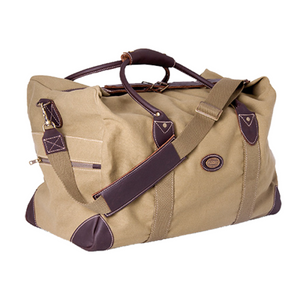 Canvas Medium Duffel in Lime or Sand - The Rogue Weekender