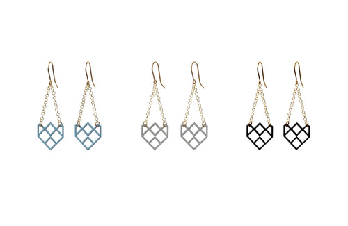 Earrings Small Symmetric