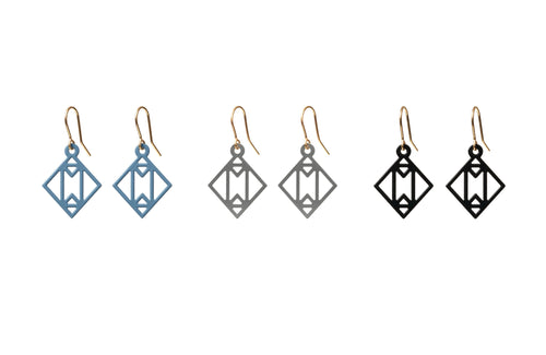 Earrings Single Symmetric