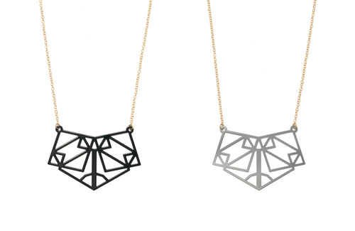 Necklace Symmetric