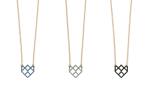 Necklace Small Symmetric