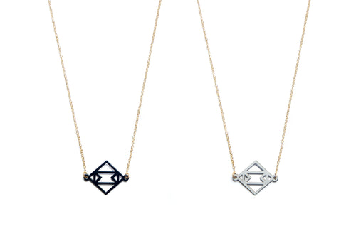 Necklace Symmetric Together