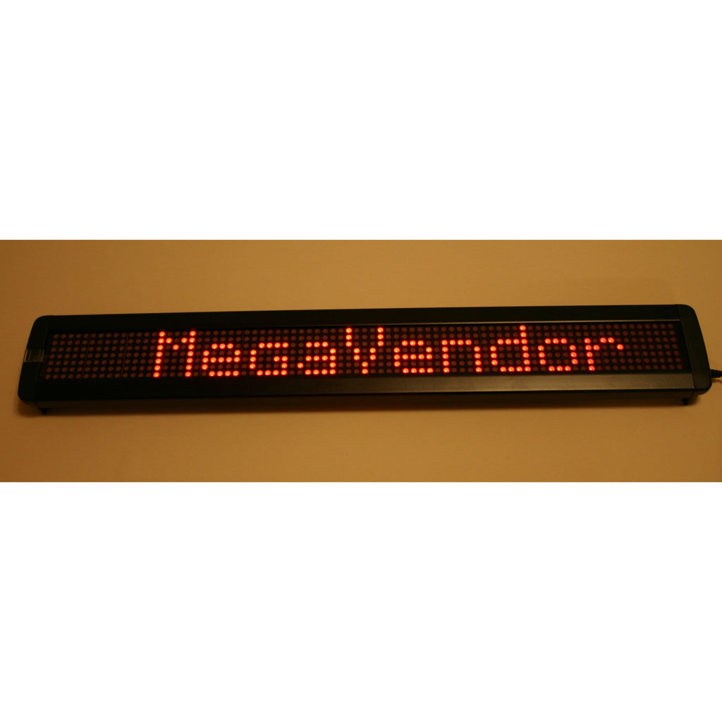 90910 MegaVendor LED Message Board - Accessory