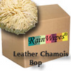 20320 RainWipes Leather Chamois Bop (75/Case)