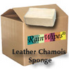 20310 RainWipes Leather Chamois Sponge (144/Case)