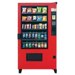 90040 MegaVendor III Vending Machine Outsider 39 Refrigerated with Drink Trays (Call 520-722-7940 for Shipping)