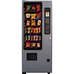 90060 MegaVendor Mini Snack Vendor - Gray (Call 520-722-7940 for Shipping)