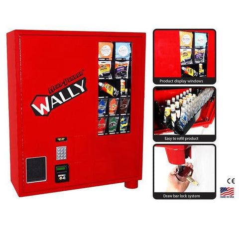 90070 MegaVendor Wally Vending Machine