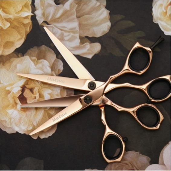 Rose Gold Shears Photo