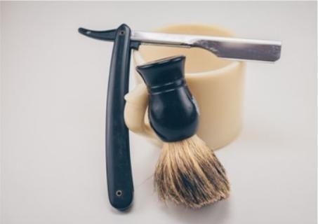 Shaving Kits for Barbers