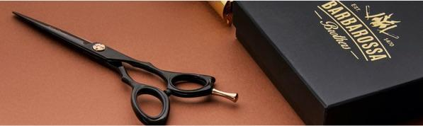 Scissors from Scissor Tech Barber Range Collection