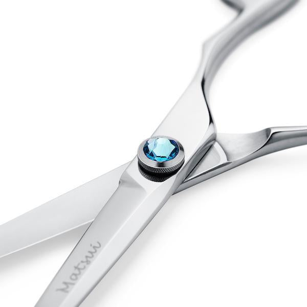Matsui Swarovski Elegance Limited Edition - Sky Blue Shear Thinner Combo - Scissor Tech USA