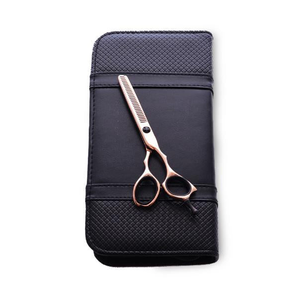 Matsui Precision Rose Gold Thinning Shear