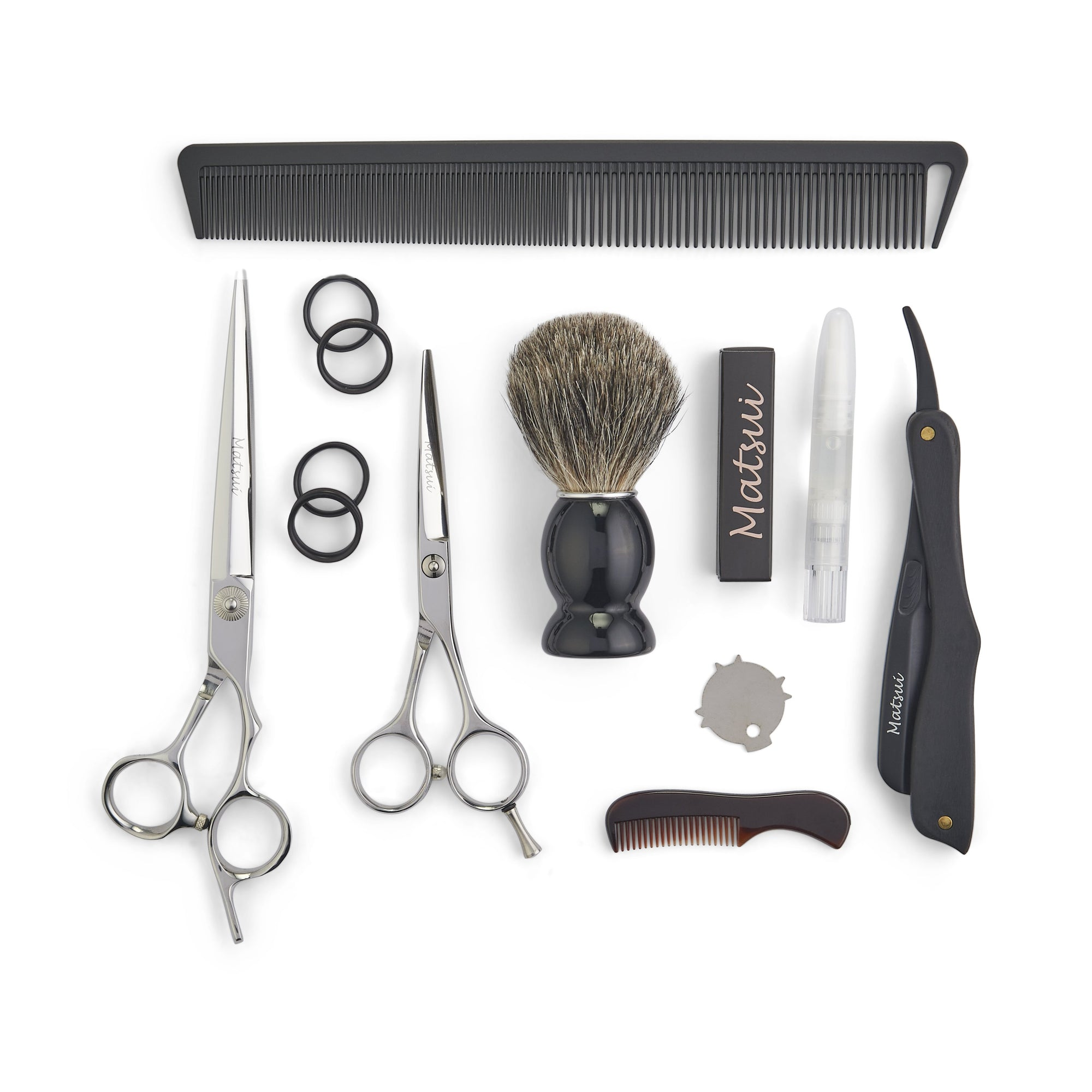 Barber Starter Kit - Scissor Tech USA