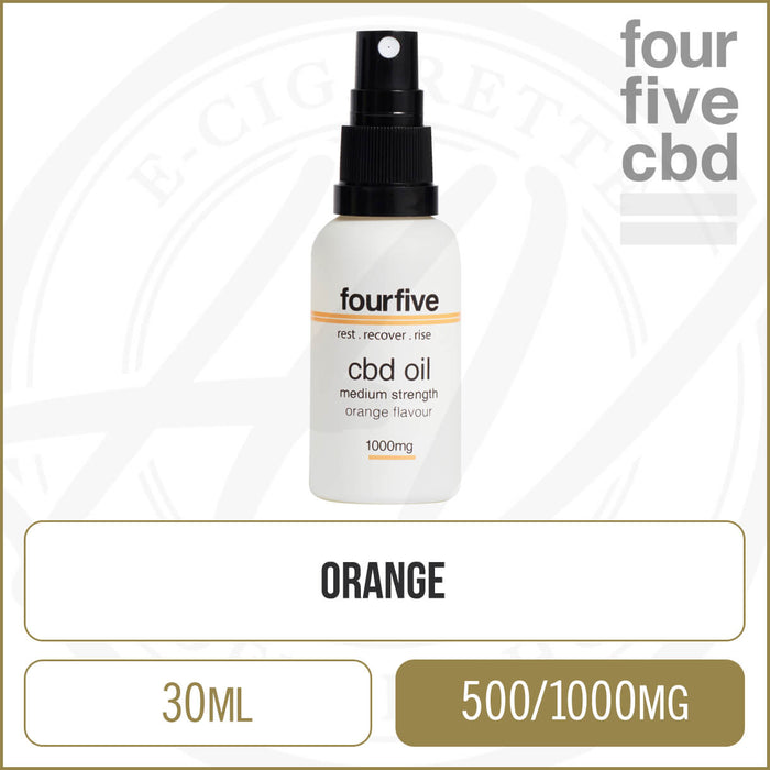 fourfivecbd | Orange CBD Oil