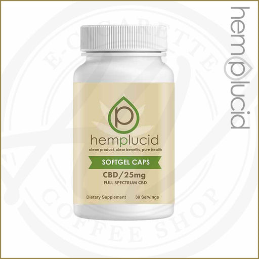 Hemplucid | Soft Gel Caps