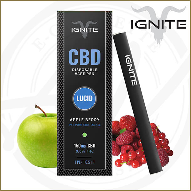 Ignite | Apple Berry Disposable Vape Pen