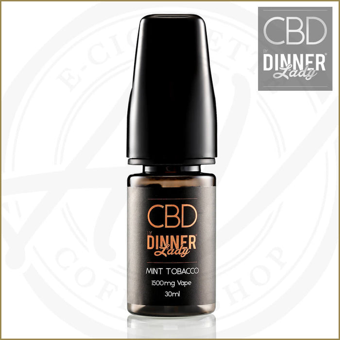 CBD Dinner Lady | Mint Tobacco