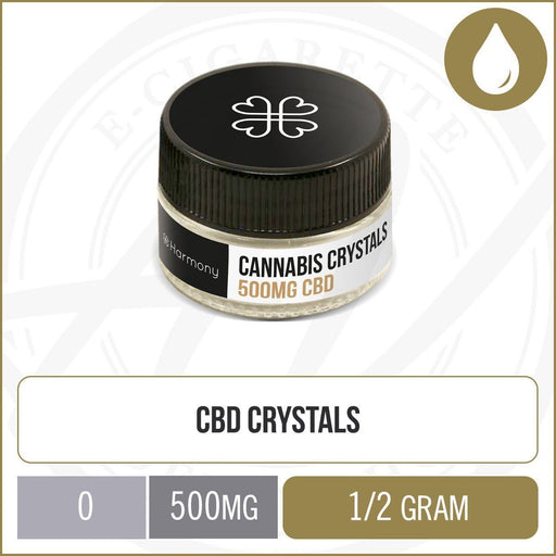 E-Liquid - CBD Crystals
