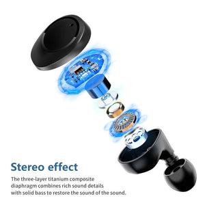 wireless sports earbuds