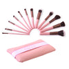 BEAUTY CREATIONS Royal Rose/Pink 12 pc Brush Set