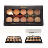 BEAUTY TREATS Matte and Shimmer Bronzing Palette