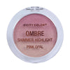 CITY COLOR Shimmer Ombre Highlight - Pink Opal