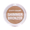 CITY COLOR Shimmer Bronzer - Caramel