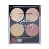 CITY COLOR Endless Beauty Highlight Quads