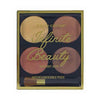 CITY COLOR Infinite Beauty Highlight Quads