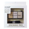 CITY COLOR Collection Highlight Strobing Trio Powders Set