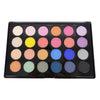CITY COLOR Matte & Shimmer 24 Shade Shadow Palette - Carnival