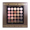 CITY COLOR Collection Everyday Neutrals Eye Shadow Palette