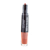 CITY COLOR Matte To Gloss Dual-Ended Matte Lipstick with Lip Gloss - Latte Dazzle