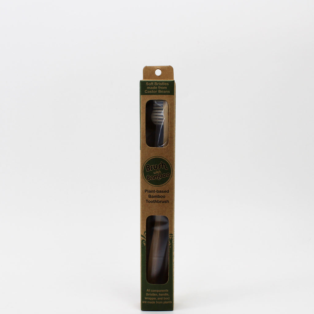 Bamboo Soft Toothbrush