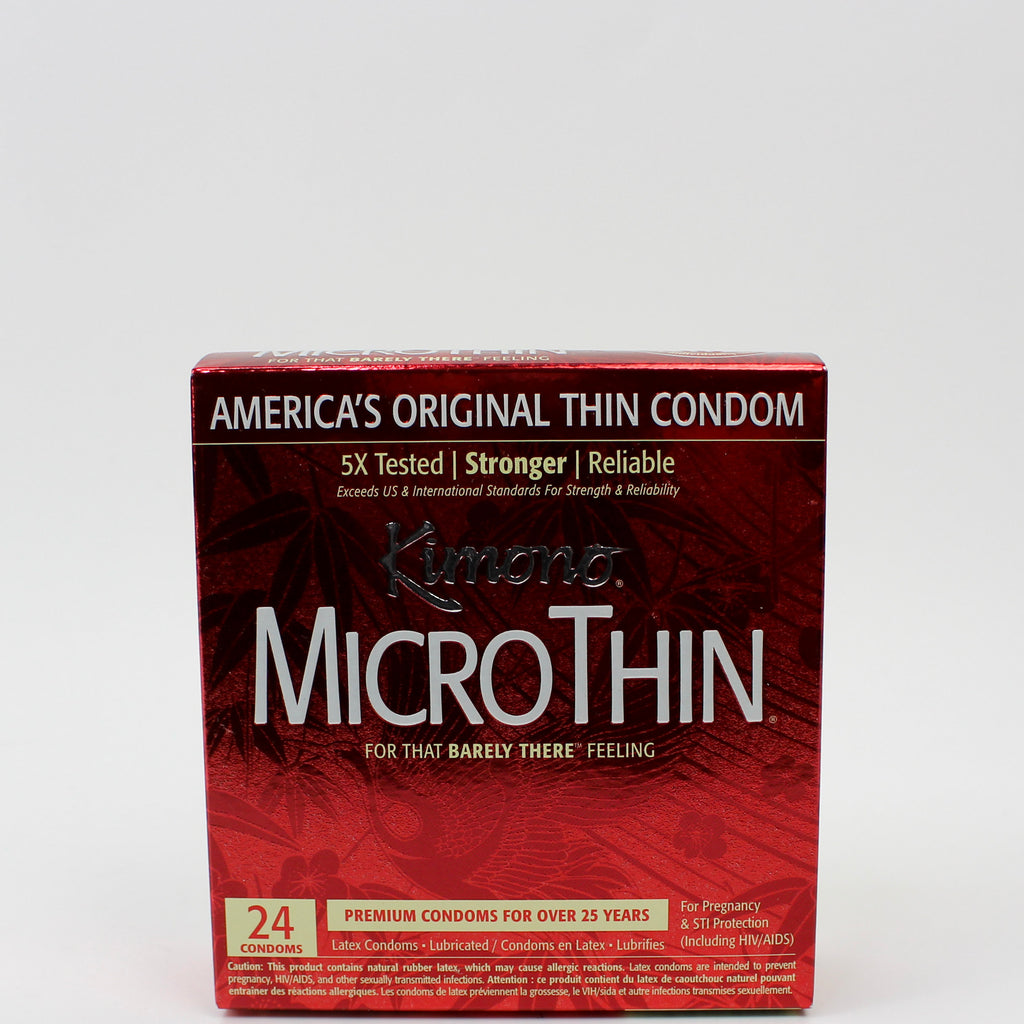 MicroThin Original Condoms 24s