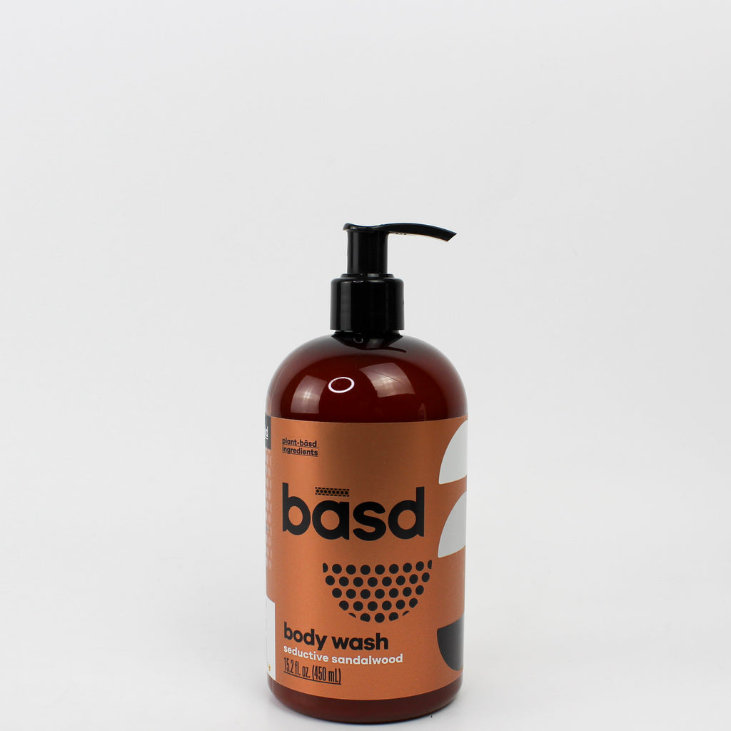 Seductive Sandalwood Body Wash 450 ml
