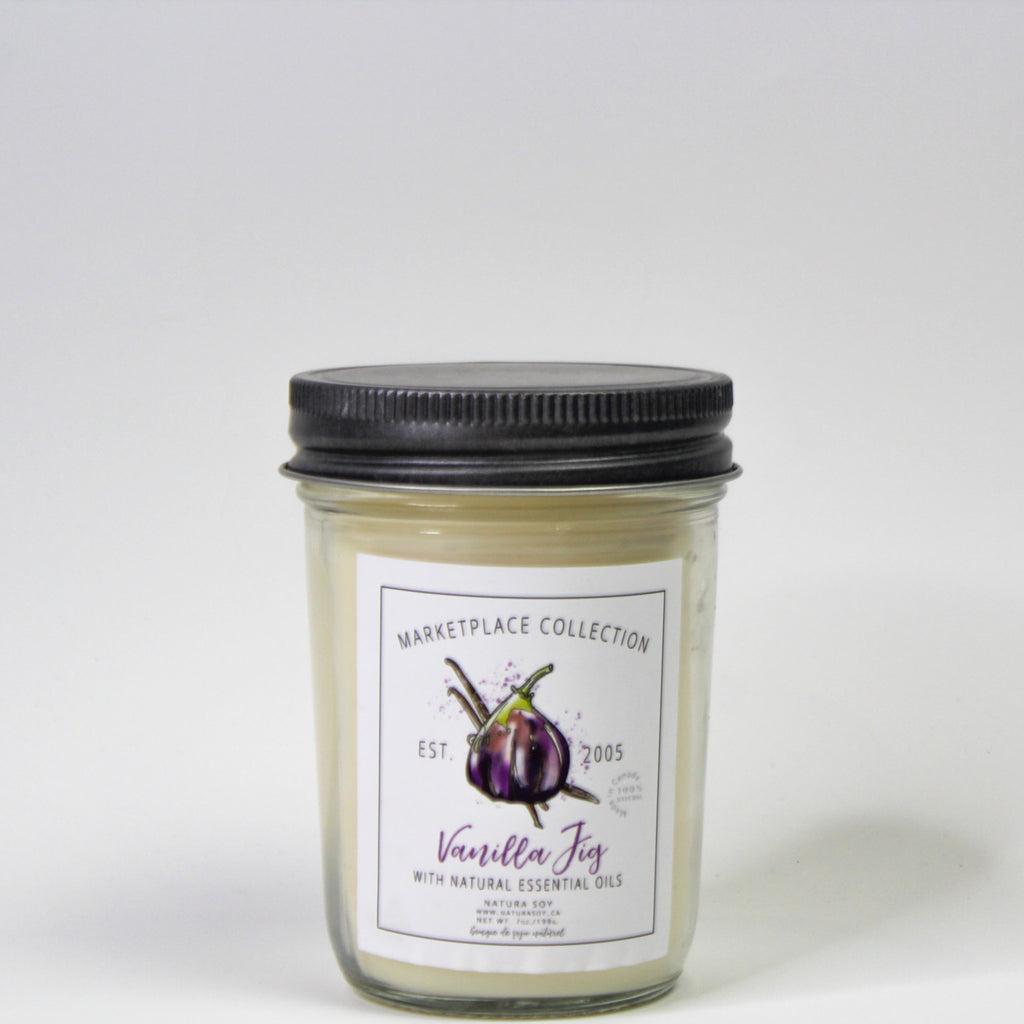 Vanilla Fig Marketplace Candle 7 oz