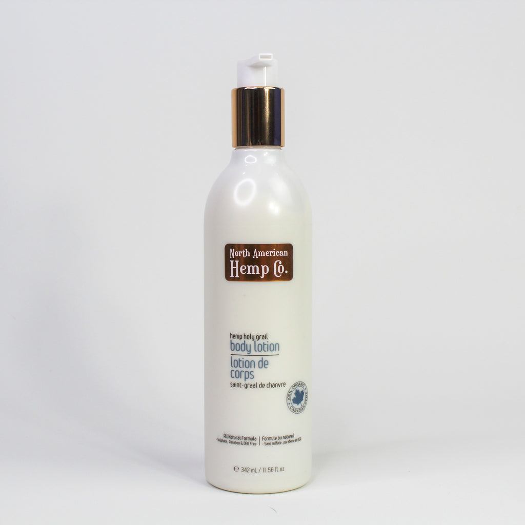 Hemp Holy Grail Body Lotion 342 ml