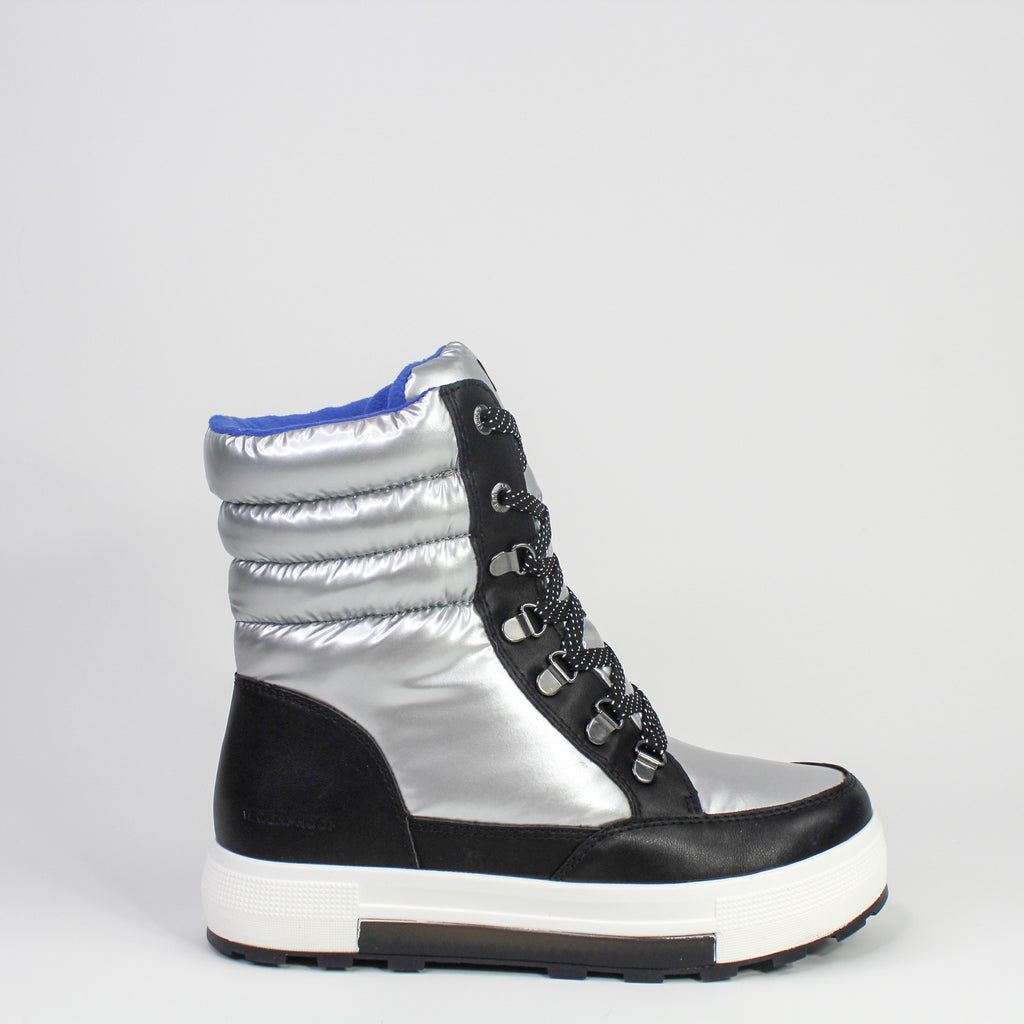 Wahoo Winter Boots Silver