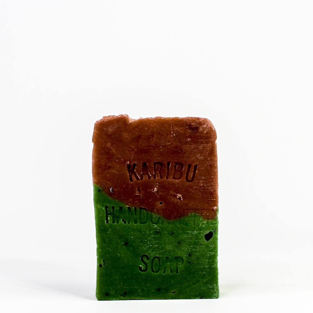 Vanilla Mint Artisan Soap