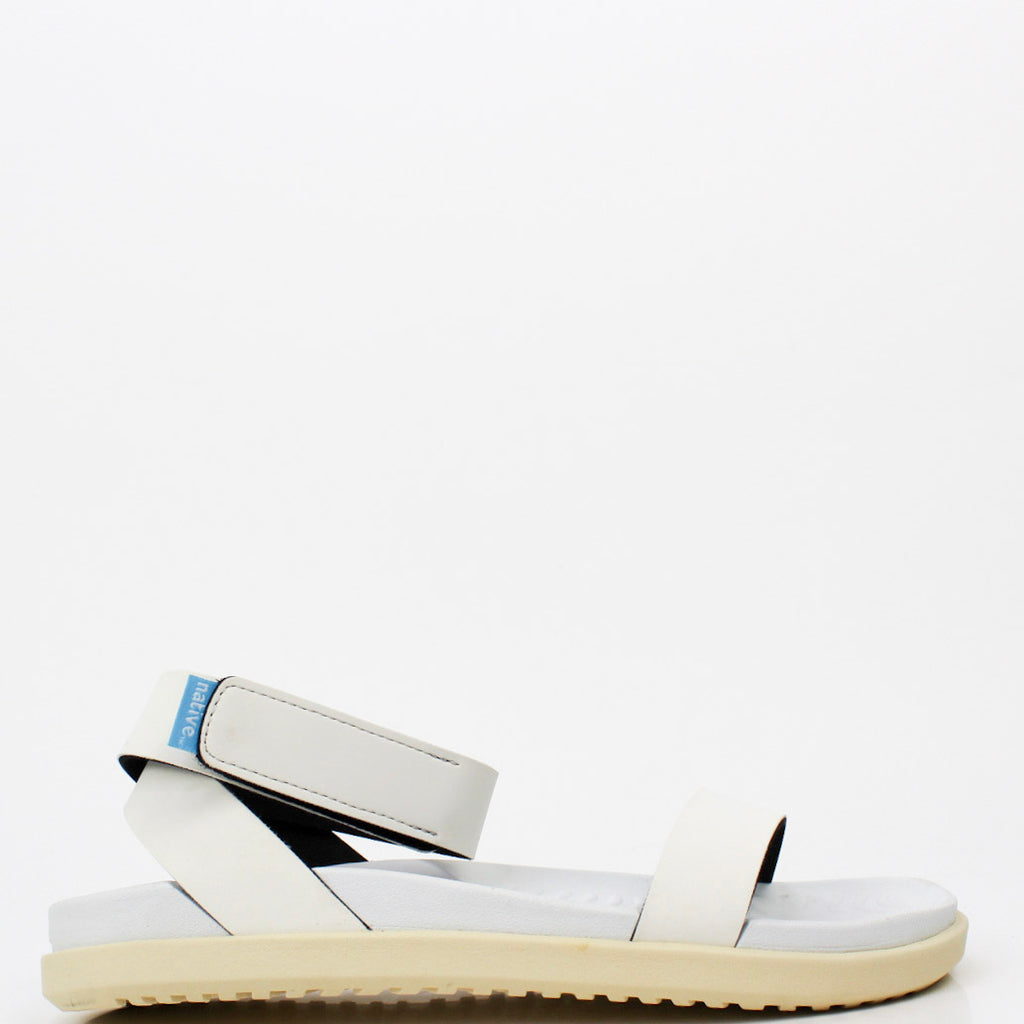 Juliet Sandals Shell White