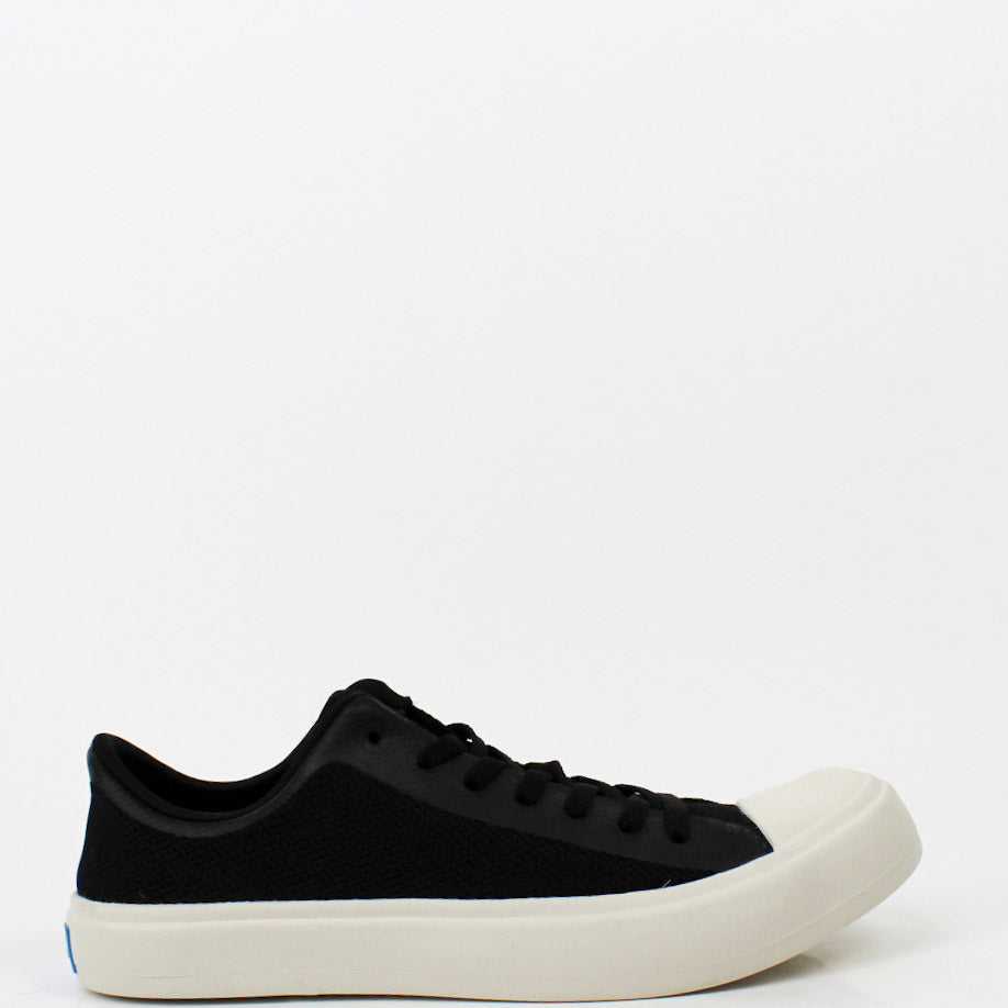 The Phillips Sneakers Really Black